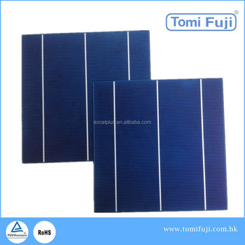 0.5v high efficiency best price mirco pv silicon solar cell stock