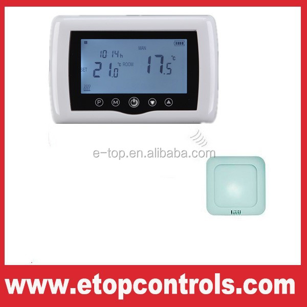 Touch Digital Heating Wireless Thermostat