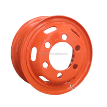 Wholesale professional ISO standard 6.00G-16 steel light truck wheel rim