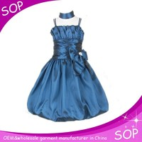 frock designs royal bridal sapphire blue party dress