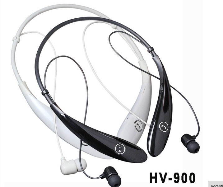 high quality new products slim double wireless rechargeable headphones for tv