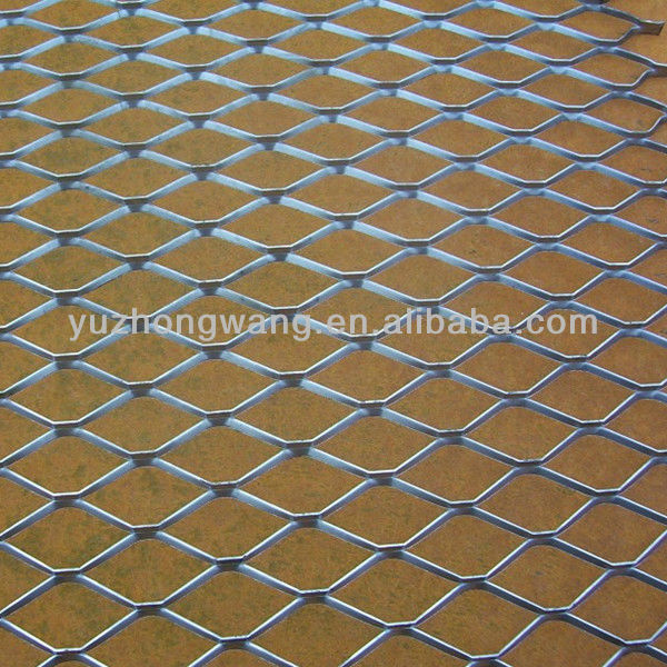 gi diamond shape expanded metal mesh