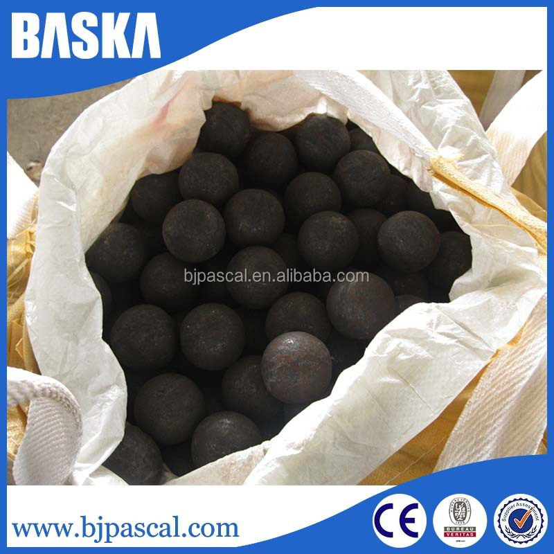 China supplier grinding media forged steel for ball mill