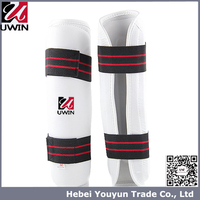 UWIN High quality taekwondo shin&arm guard/taekwondo protectors equipment