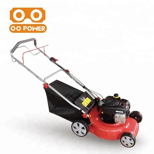 "18"" New Self-propelled Gasoline 4 in 1 Lawn Mower"
