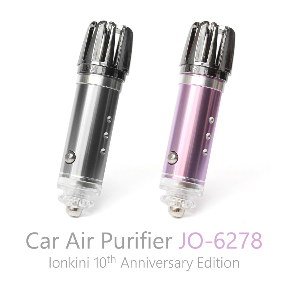 New Products 2016 Innovative Product (Ionkini Car Air Purifier JO-6278)