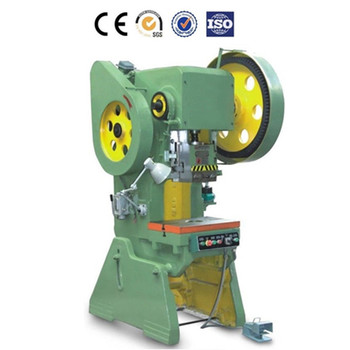 J23 200TON High precision C-frame fixed mechanical power press with good price