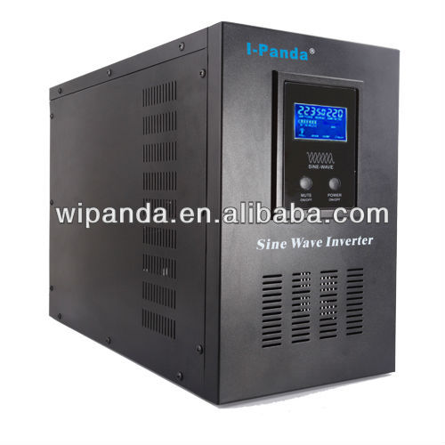 pwm/mppt pure sine wave/off-grid inverter/solar inverter with charger,home ups 4000VA 3KW