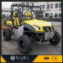 Durable 2 seat 600cc 4 wheel utv 4x4
