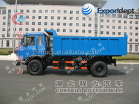 10m3 compact dump truck cooler dumper crawler track dumpers for sale