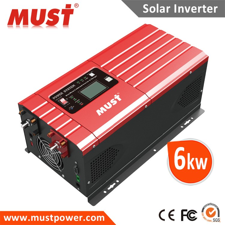 1000w Dc To Ac 12v 220v 50hz Solar Pure Sine Wave Inverter