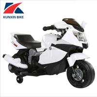2018 China factory hot sale plastic baby motorcycle children electric toy car price kids motorbike
