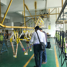 Automatic Powder Coating Line for Bicycle Parts
