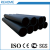 Best price and quality black water hdpe pipe 100mm manufacturer