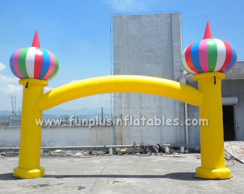 Giant Promotional advertising Inflatable Archway P1007