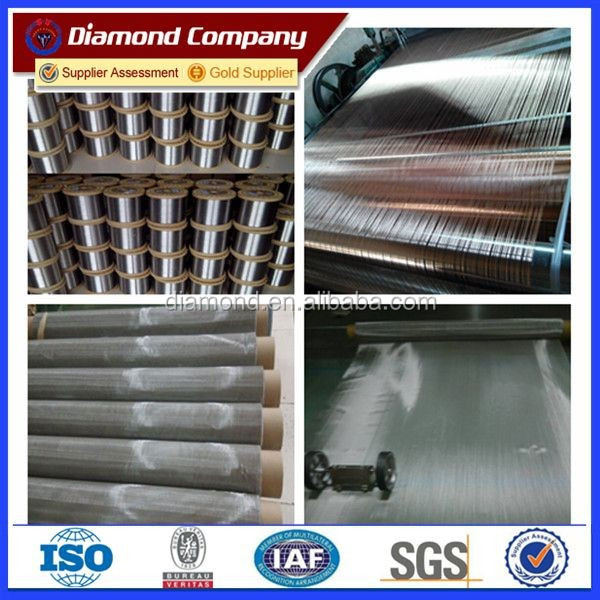 Stainless Steel Wire Nets for EMI and RFI Shielding(Factory good price)