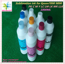 1000ml Manufacturer Sell Inkjet Printer Bulk Sublimation Ink For Epson