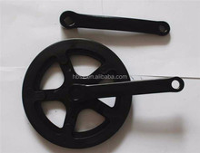 Good quality bicycle parts chainwheel and crankset