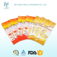 OEM factory colorfull printing moisture proof packaging hot roast chicken bags