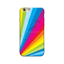 Water transfer printing plastic phone cover case with your own design for iphone 6 oem