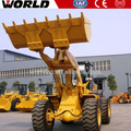 construction equipment 5ton scrap iron loading loading machine wheel loader
