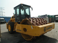 Liugong 16ton mechanical vibratory road roller CLG616