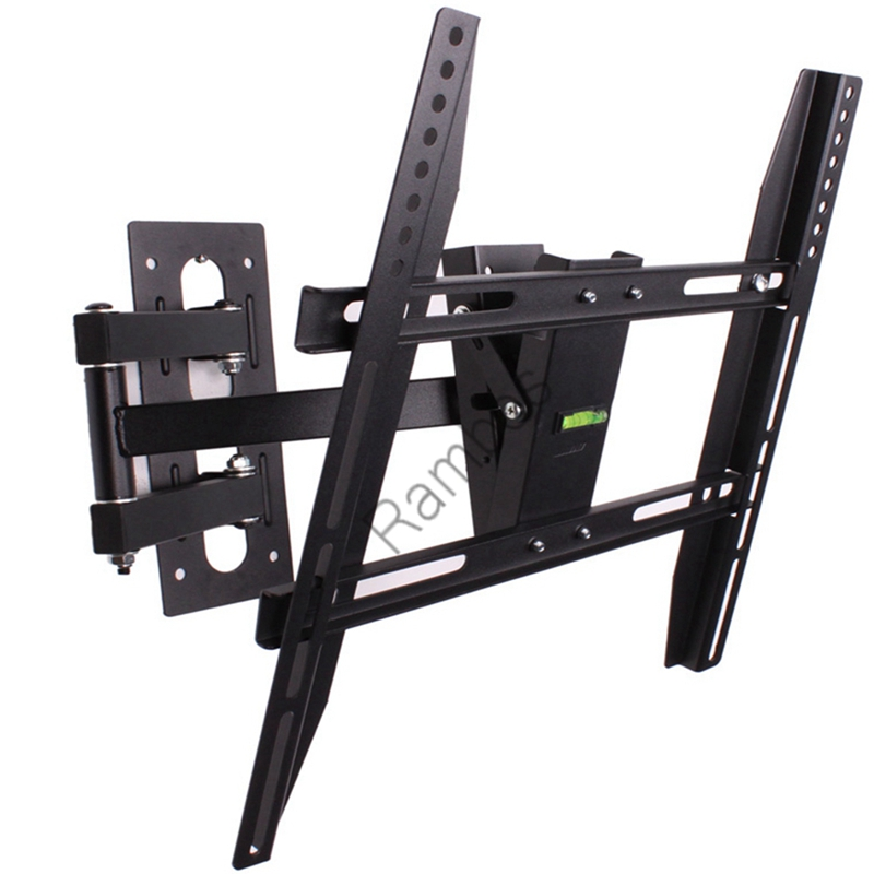 Tilt Plasma LCD LED TV Wall Mounting Bracket TV Rack Mount Metal Bracket for 30-62 inch TV