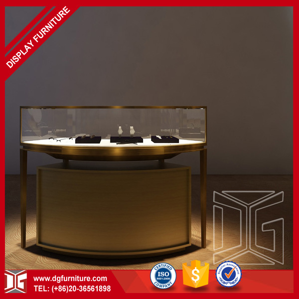 Wholesale Luxury Retail Department Jewelry Store Furniture
