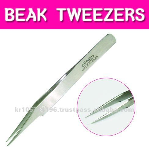 PINKISS tweezers for eyelash extension (bt-5a) / eyelash extension tweezer