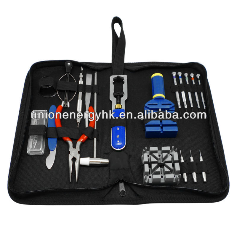 Repair tool set for watch wristband