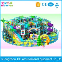 Professional Customized Colorful Kids Indoor Digital Playground Mobile