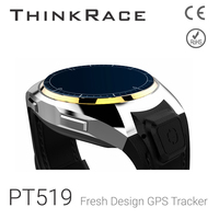 Thinkrace PT519 model gps adult watch tracker