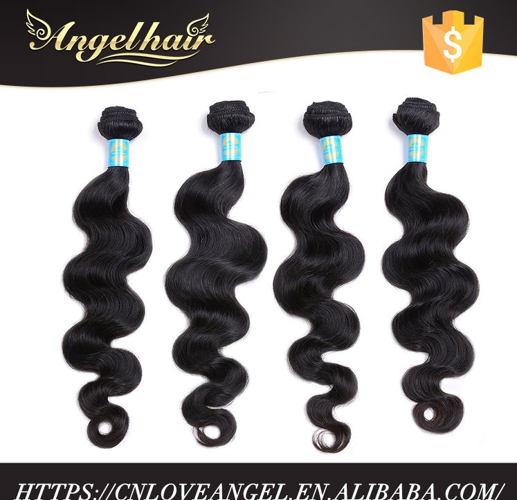 Factory wholesale cheap price body wave hair bundles human wigs made in china
