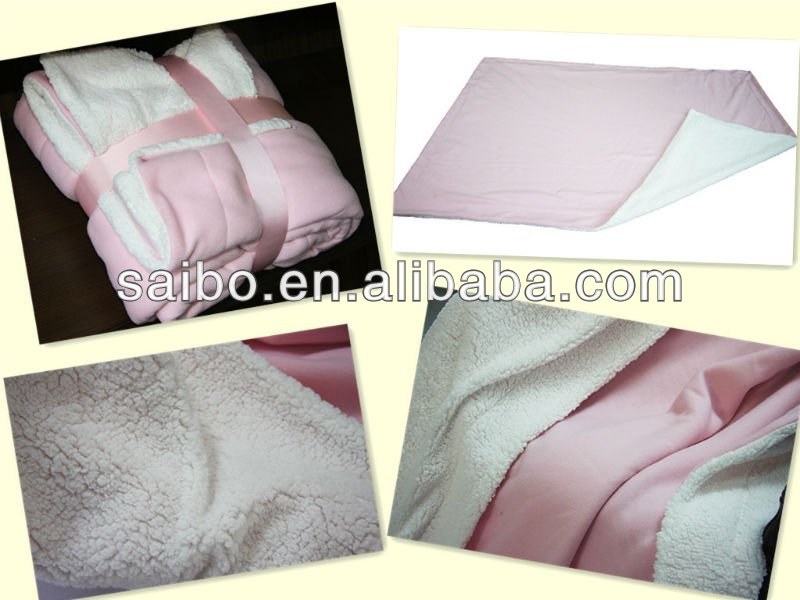 Hight quality super children soft blanket