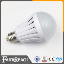 Commercial Lighting E27/b22 SMD5730 rechargeable emergency led bulb
