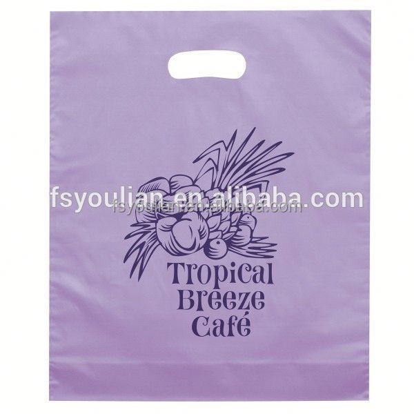 eco friendly paper header card printed plastic bags H0t67