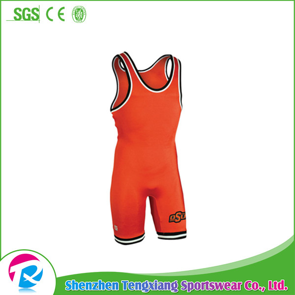 2017 Wholesale Casual Wreslting Sportswear High Quality