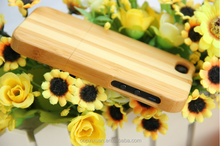Promotion new product bamboo phone case ,Bamboo cell phone case