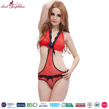 womens bodysuits black lace red babydolls mature women sexy underwear lingerie