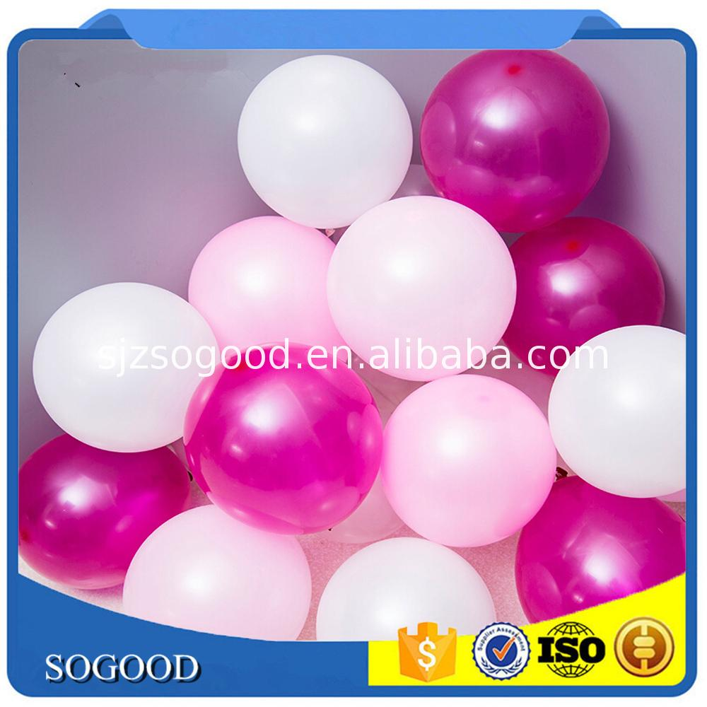 Top Quality 9 inch pearlized balloons wholesale With Factory Wholesale Price