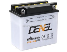 6N11A-1B Dry charged motorcycle start battery