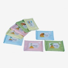 Cotton wholesale baby wet wipe wet for cleaning