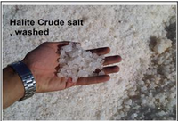 High Quality Halite Crude Salt