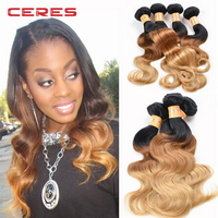 Virgin Brazilian Hair Extension 100 Human