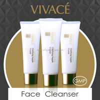 Natural Skin Care clean and clear antioxidant face cleanser