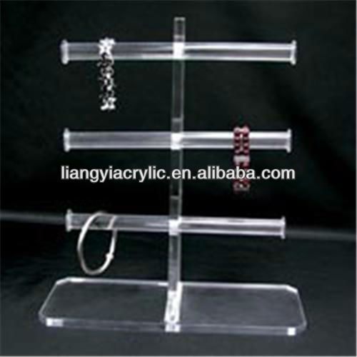 acrylic jewellery display rack