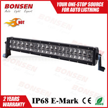 High performance vehicles 400W 480W 500W offroad led light bar with PC lens for ATVs, truck, forklift,trains