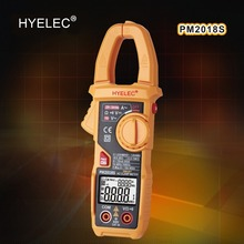 PM2018S auto range Digital Clamp Meter, new digital multimeter