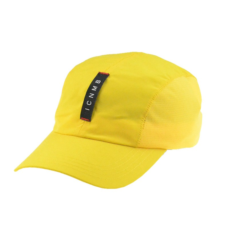 Custom Micro Fiber Sports Running Cap Hat Outdoor Quick Dry Dongguan Cap