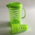 2.2L Plastic PS Water Jug and 300ml Cup Set